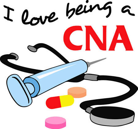 cna: Any skilled medical professional will enjoy having their own tools of the trade.