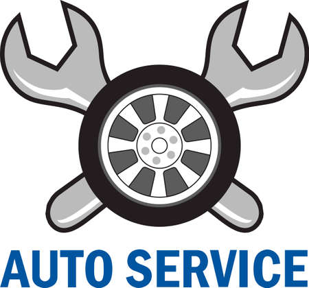 Show your pride for your auto mechanic.  Its the perfect advertisement.  Everyone will love them!