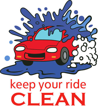 motorcar: Show your pride for your car wash.  Its the perfect advertisement.  Everyone will love them!