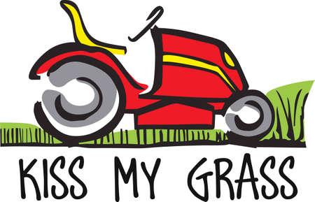 귀하의 채초 사업에 대한 자부심을 보여주십시오. 그것의 완벽한 광고. 모두가 그들을 사랑합니다! 일러스트