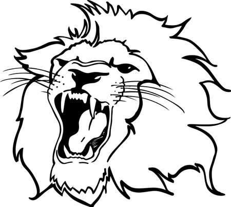 Toon uw teamgeest met dit icoon van de Leeuw. Iedereen zal het geweldig vinden!