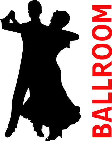 Dancing at its best, the ballroom dance!  Buy this for dancers.  They will love it!
