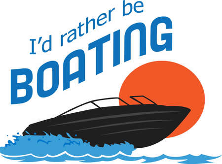 happens: What happens on the boat stays on the boat.  Send this to your boating junkie.  They will love it!
