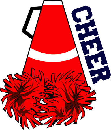 pep: Support your favorite team with cheerleading gear.