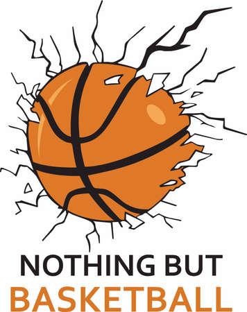 다음 농구 프로젝트에서 인기있는 스포츠 디자인을 사용하십시오. 일러스트