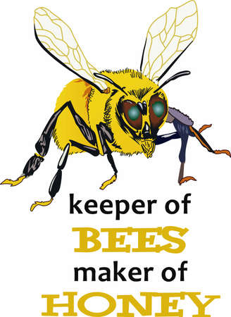 Beekeepers are proud of their bees and honey.
