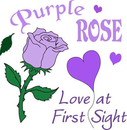 Geef een roos voor Valentijnsdag.