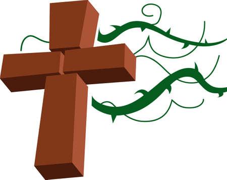 Display your faith with a symbol of Christs sacrifice.