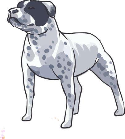 animal lover: Un perro adorable ser� agradable para cualquier amante de los animales.