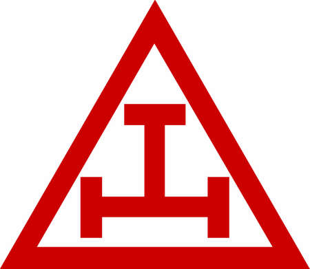 freemason: Masons will love to have this symbol for any project. Illustration