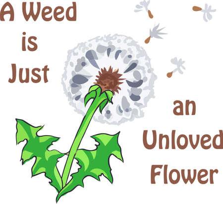 Een mooie bloem voor een geweldige zomer tropische project. Stock Illustratie