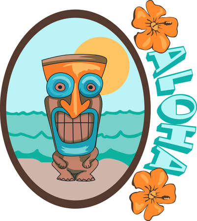 ovoid: Come and visit the island of Hawaii!  Surfers and beach goers enjoy the tropical Hawaiian island as their travel destination.