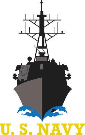 あなたがあなたの海軍英雄の誇りに知らせてください。 この特別なデザインの私達の軍隊のためのサポートを示します。