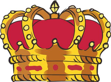 この偉大なクラウンと王族のように感じる。