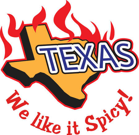 like it: BBQ in Texas, we like it spicy!