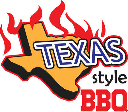 BBQ in Texas, we like it spicy!