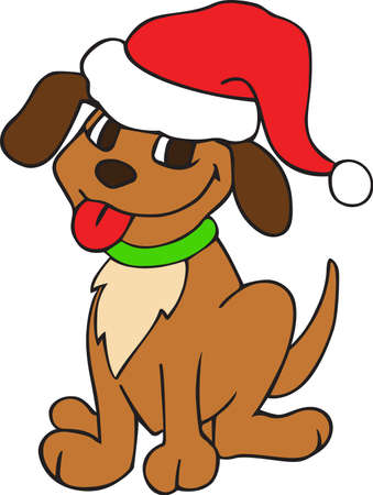 Show off your sense of humor with a silly holiday character. Banco de Imagens - 45298874