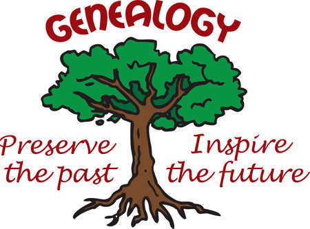 what if: This beautiful image is perfect for the genealogist to display their family tree.  Get these designs from Great Notions.