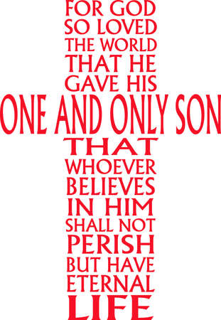john: This is a beautiful combination of John 3:16 Bible verse in the shape of a cross.  Pick these designs from Great Notions.