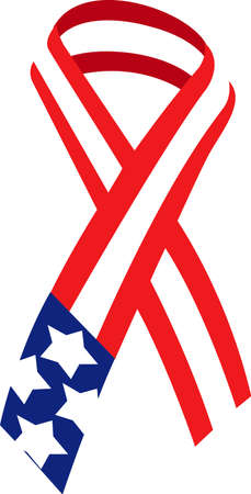 awareness ribbons: Show your price for those you supported during the election.  Its the American way!