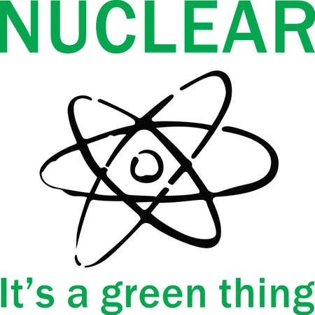 Nuclear energy is the wave of the future.  Grab these designs from Great Notions.