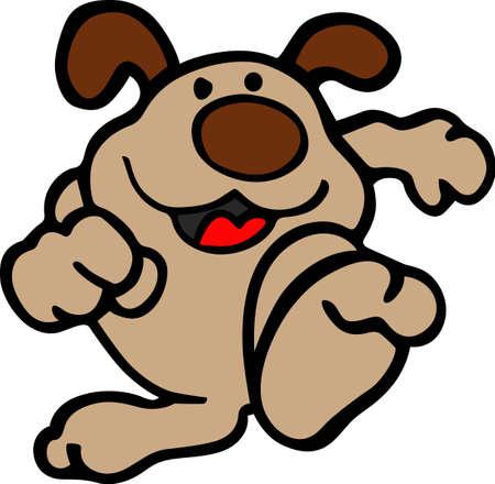 animal lover: Este perro tonto har� un gran dise�o para un amante de los animales.