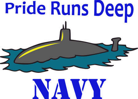 nautical vessel: Submariners are a special breed of sailor.