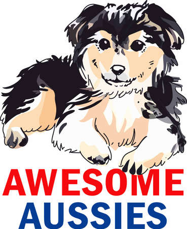 Enjoy a australian dog with you always.