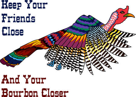 gobbler: Nature lovers and hunters will both appreciate a wild turkey.