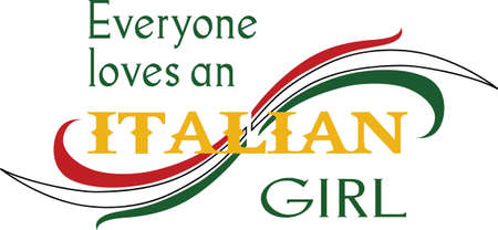 miras: Display your pride in an Italian heritage.