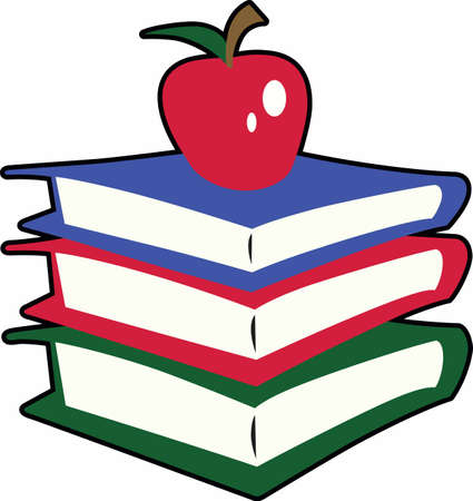 Teachers and students will like to have school books.
