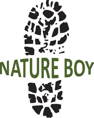Leave no trace but a boot print on the trail.  Grab this design from Great Notions.