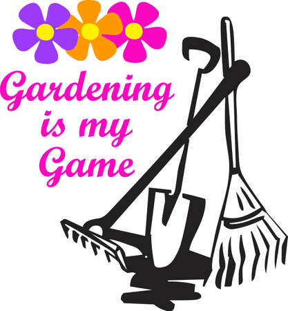 rakes: This is perfect for gardeners who enjoy working in the yard so everyone will enjoy their flowers.  They will love it!