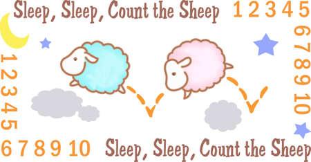 羊は、子供のプロジェクトのための素晴らしいデザインです。