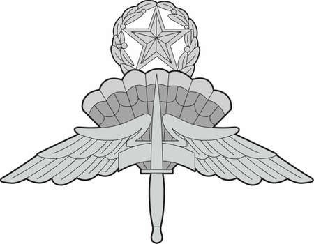 paratrooper: Make a great project with a military design.