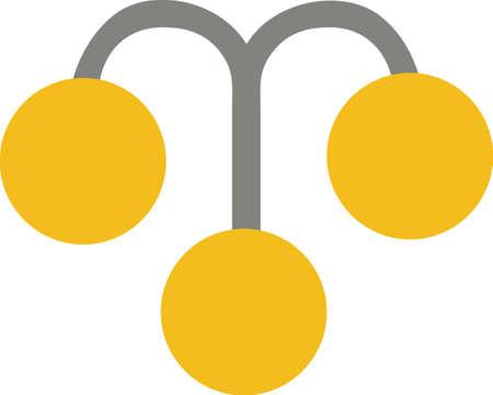 pawn shop: A pawns shop emblem can make a nice logo for a business.