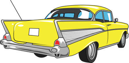 Life is too short to drive boring cars.  Take this design with you to enter your next car show!