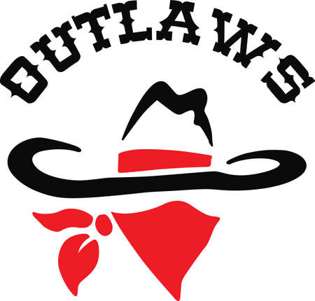 outlaw: Make a western project with a great outlaw.