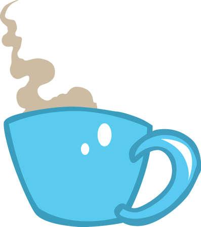 良い本、一杯のコーヒーでリラックスします。