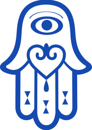 Have a Hamsa evil eye to protect you.