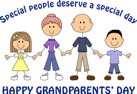 Grandparents will love any project that reminds them of their great grandkids.