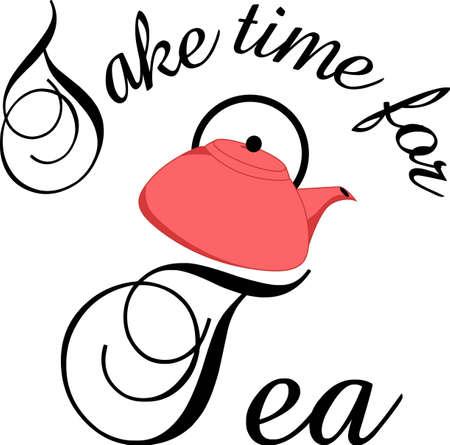 Make a pretty cozy for a special tea time. Reklamní fotografie - 45449798