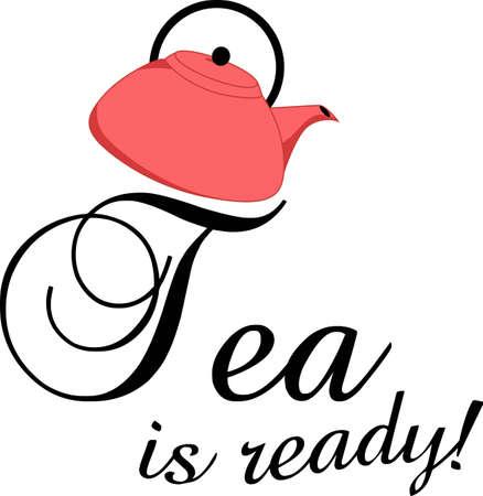 Make a pretty cozy for a special tea time. Reklamní fotografie - 45449817
