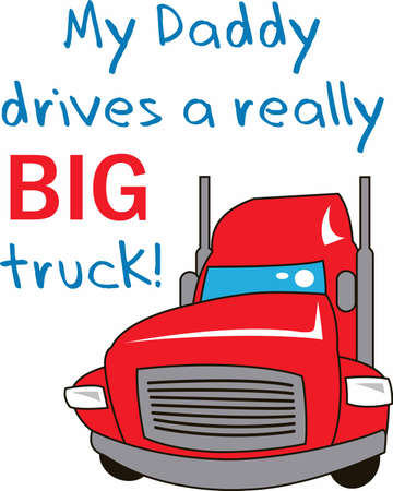 trucking: The perfect design to promote your trucking company from Great Notions.