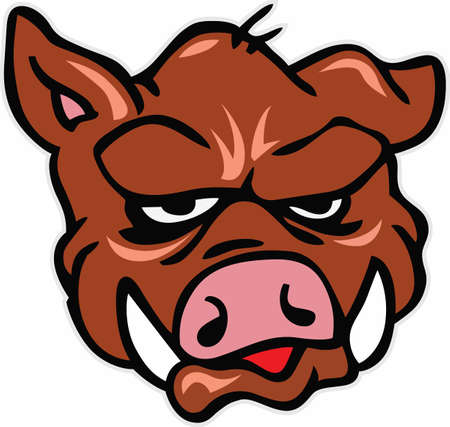 oink: Fans and players show your team spirit.  Bring it on!  Send them this to your player, they will love it!