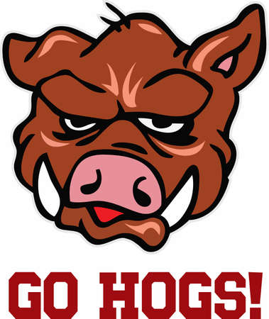 porker: Fans and players show your team spirit.  Bring it on!  Send them this to your player, they will love it!