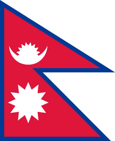 Use this flag to display pride in the country.