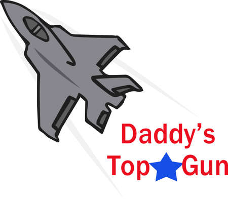 tactical: Boys of all ages love fighter jets.