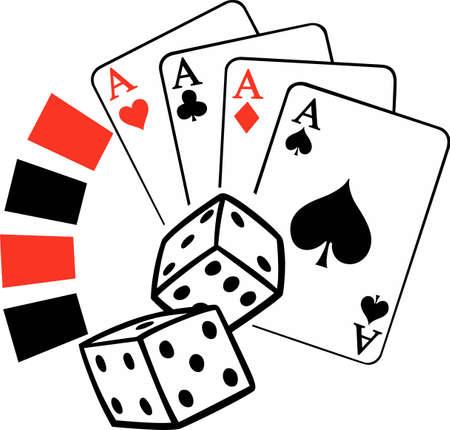 Cette conception sera parfaite pour un projet Las Vegas. Banque d'images - 45947480