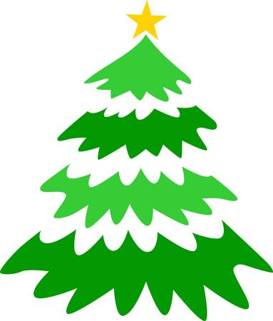 Use this beautiful tree for a Christmas decoration.